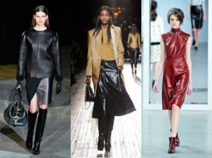 faux leather 2012