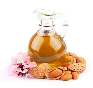 Oil of almond nuts