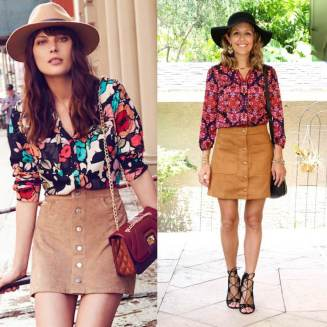 Catalog+look+for+less-+floral+top+with+70's+suede+skirt.jpeg