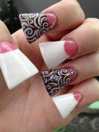 Duck-Feet-Nails